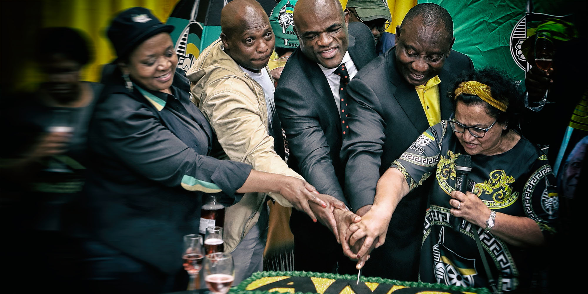 In Kimberley for the ANC's Big Bash, the pothole-ridden streets mirror the state of the party - Daily Maverick