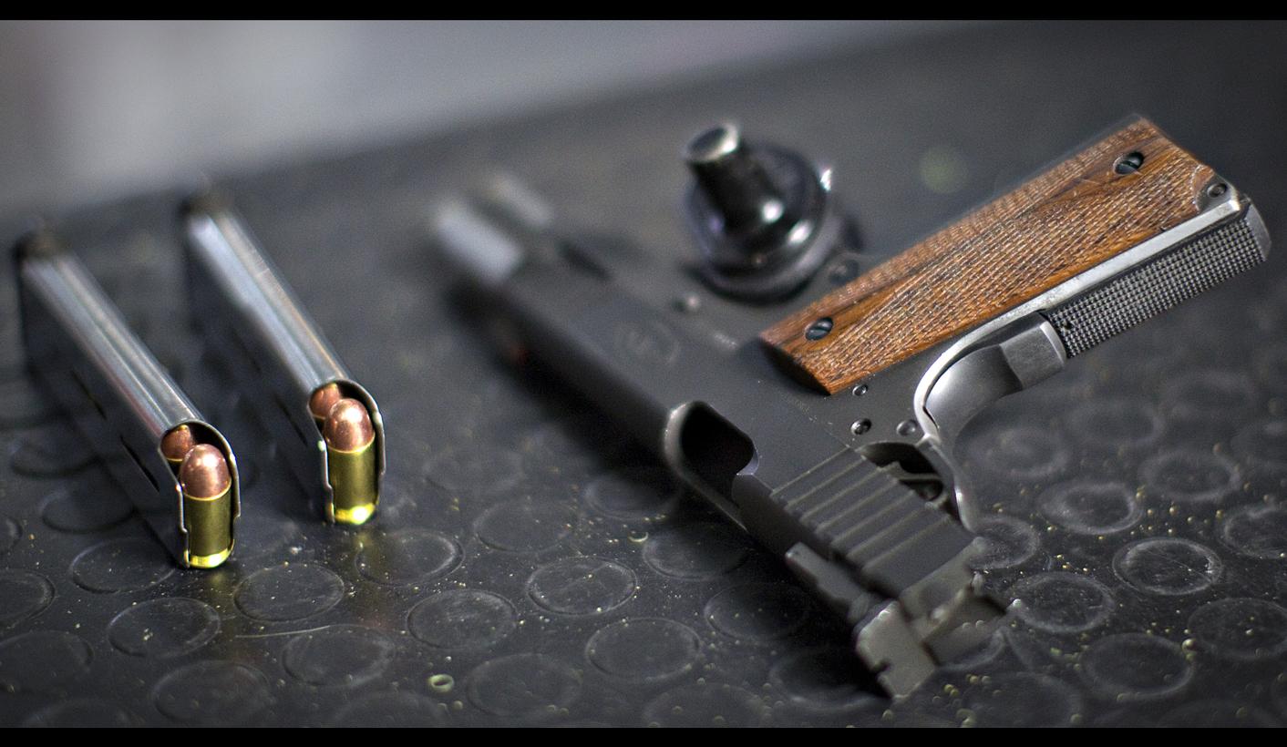 Analysis: Where's our debate on gun control?