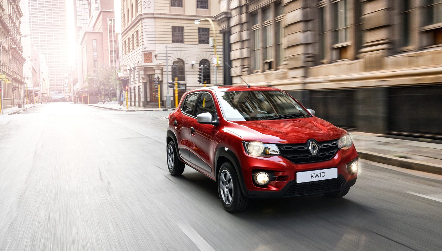 Renault Kwid Dynamique Amt Does Cheap Always Mean N