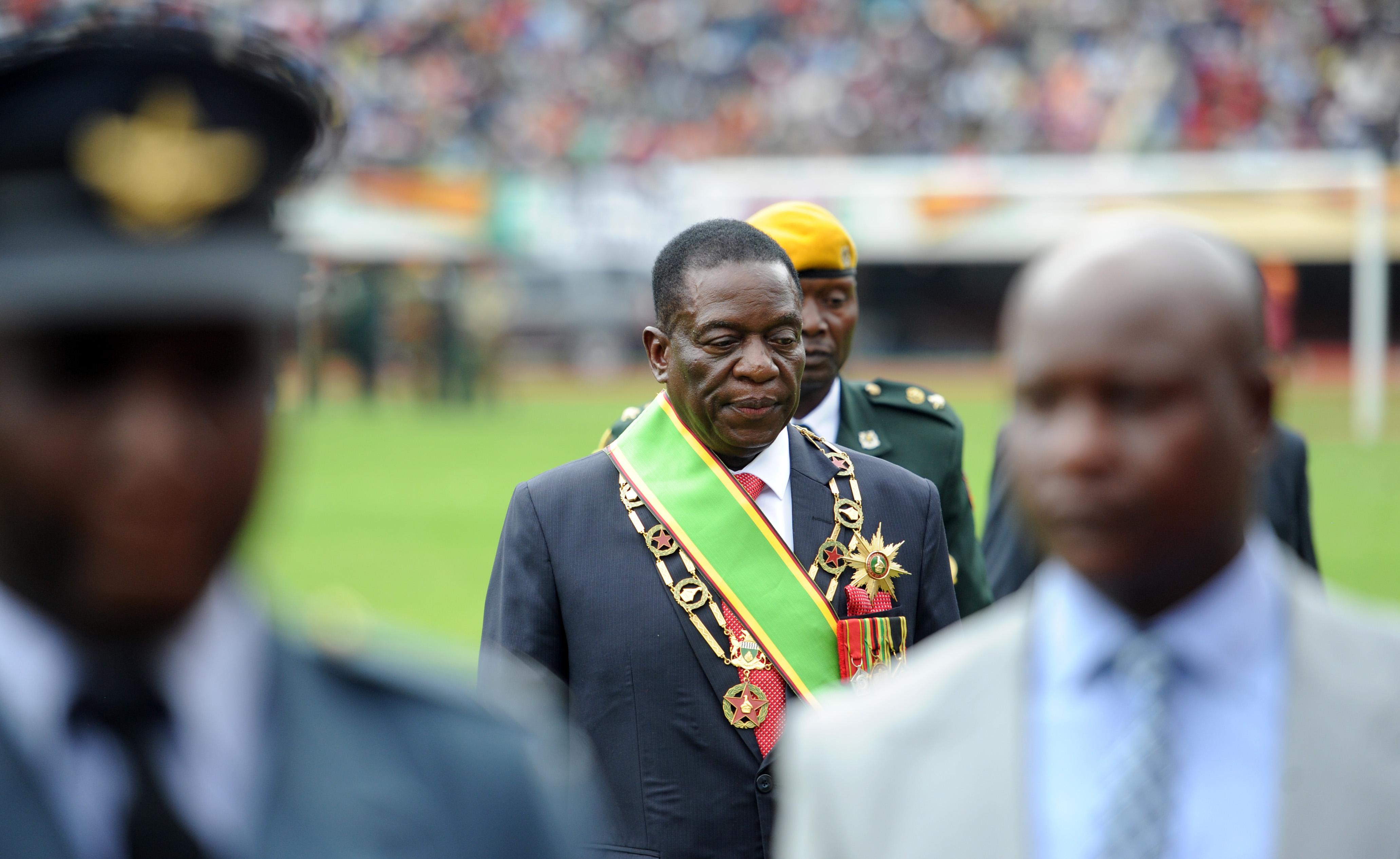 Mugabe doesnt remember firing me, says Zimbabwean president Mnangagwa