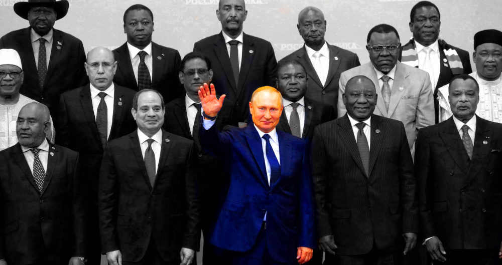 Scorpio: Exclusive: Advance into Africa — an audit of Russia's growing economic and military footprint on the continent