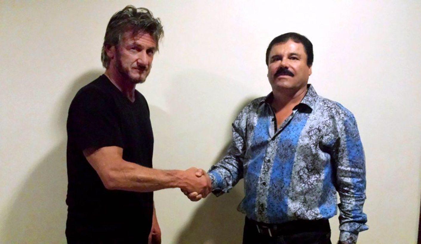 Sean Penn Meeting Silver Screen Dreams Help Mexican Drug Lords