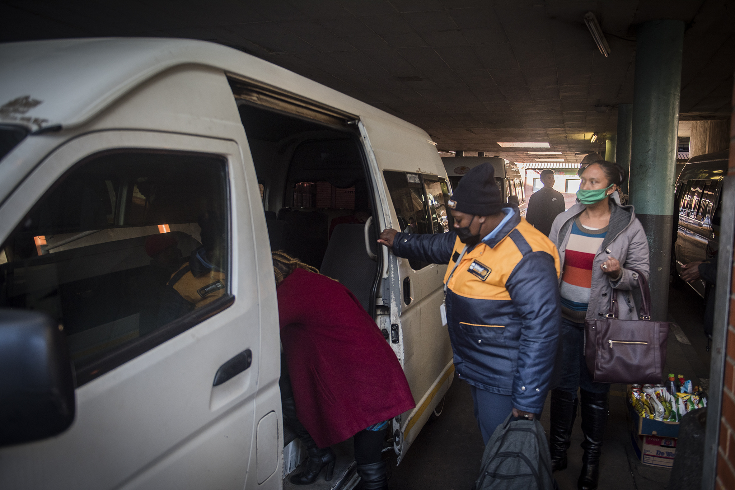 TAXI CONTROVERSY: 'Review 100% taxi capacity' – public health specialists plead with Ramaphosa