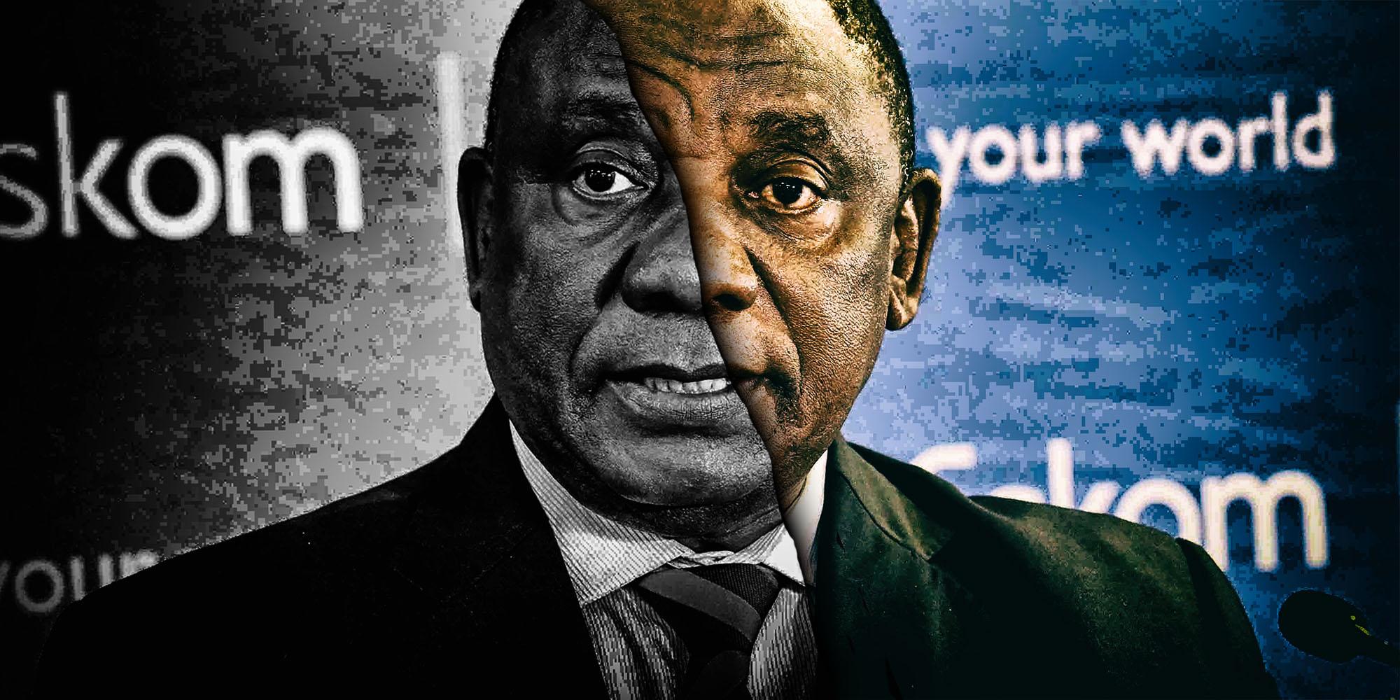"""Surprised and shocked"" Ramaphosa repeats the excuses of the last twelve years on Eskom - Daily Maverick"