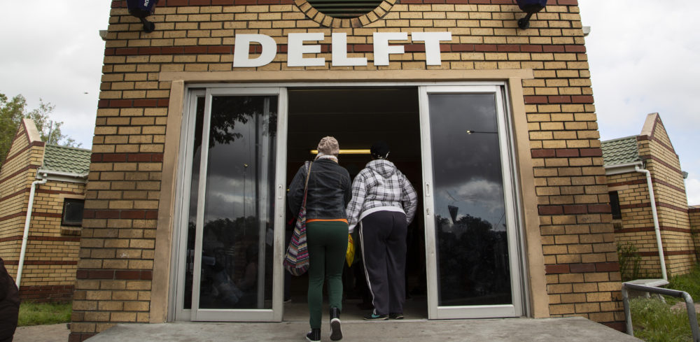 HOUSING CRISIS: Cape winter bites: Misery for Delft backyard dwellers as they wait for houses