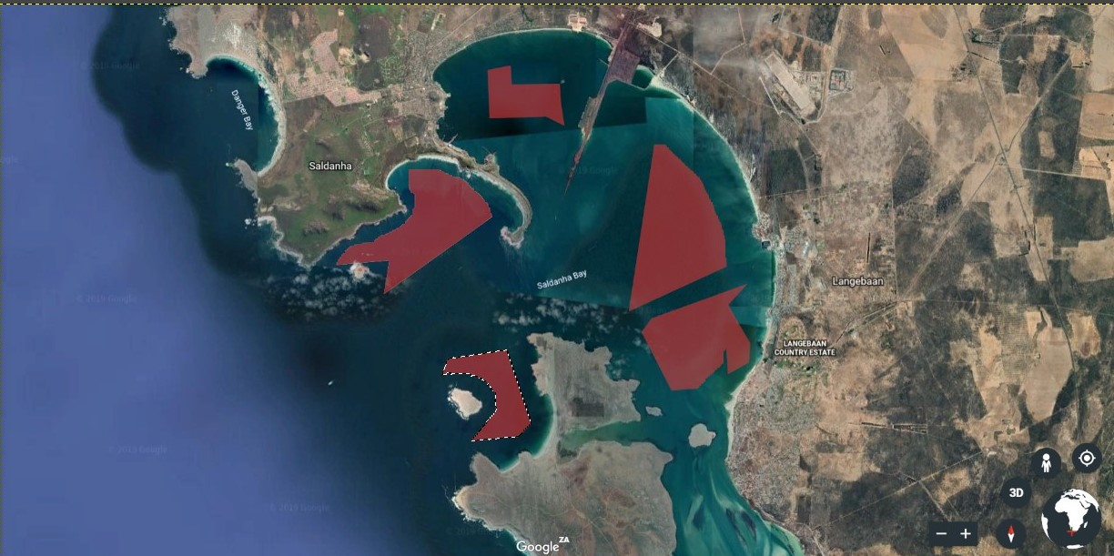 Local fishers and activists want Langebaan fish farms stopped —but government mussels in