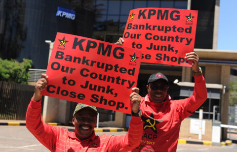 The curse and cost of State Capture: Nedbank gives KPMG the chop