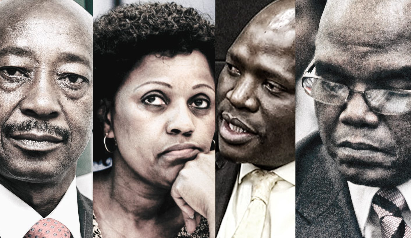 Hlaudi Motsoeneng aims to become president of South Africa