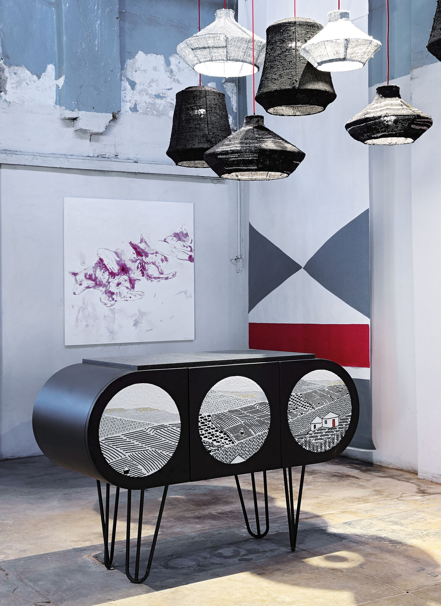 Defining the contemporary South African furniture design aesthetic