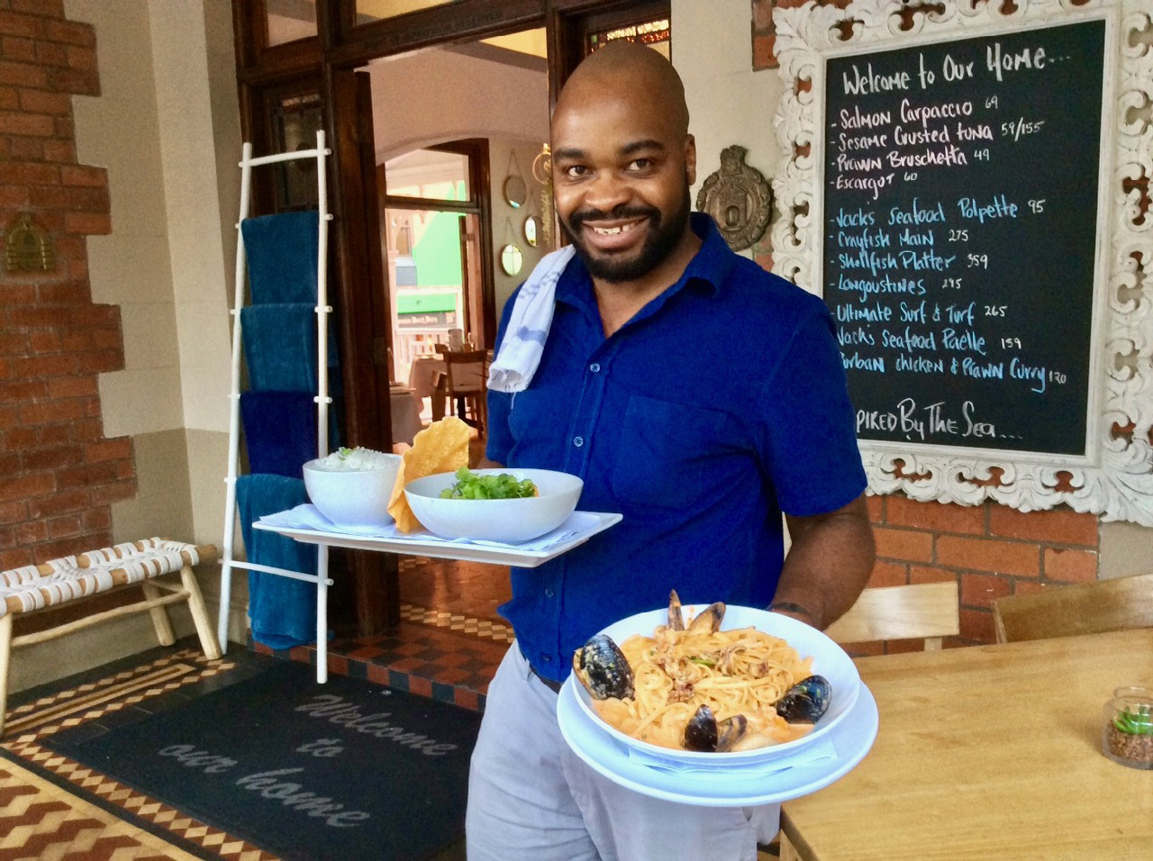 FLORIDA FIELDS FOREVER: There's an al fresco culinary revival on Durban's Florida Road