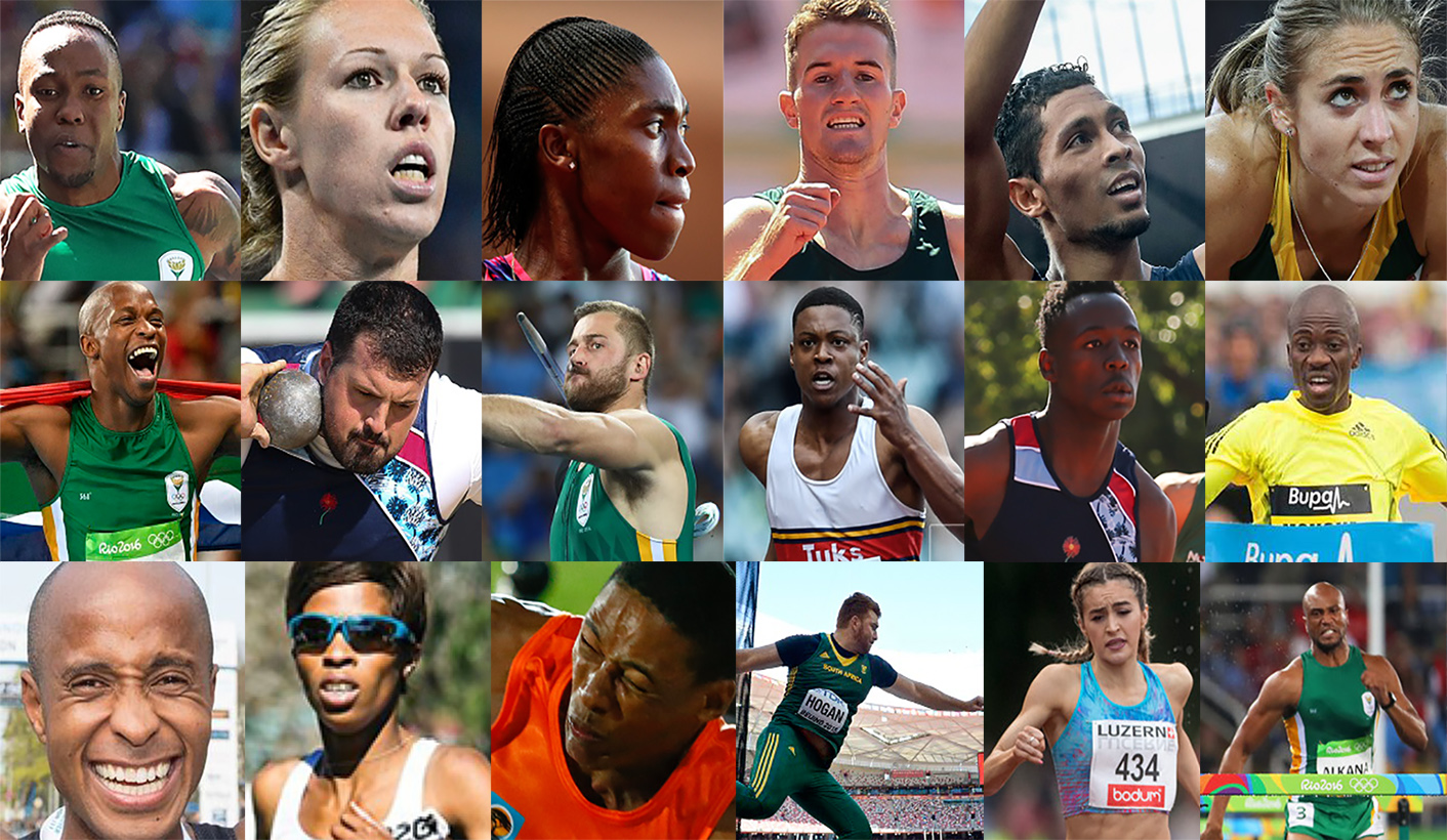 Athletics Everything You Need To Know About South African Athletes At World Championships