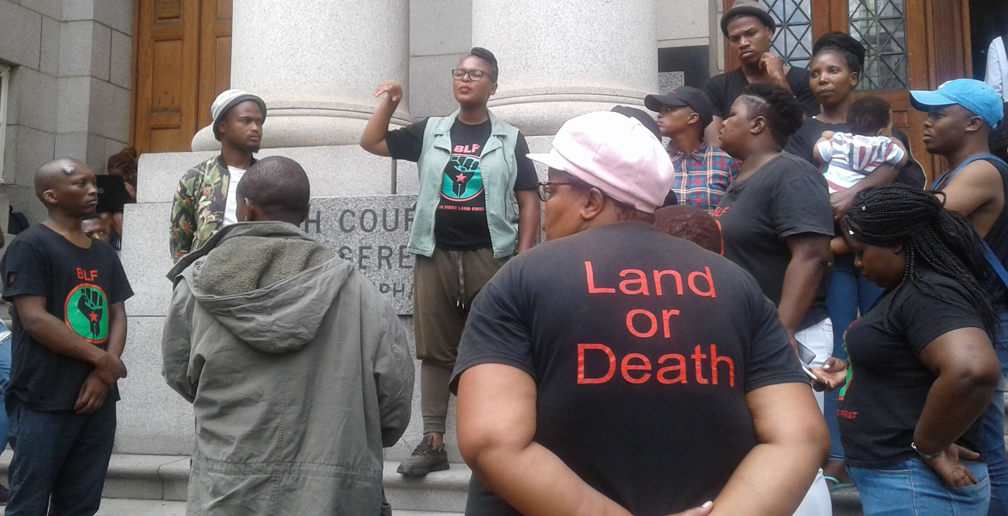 Wine farmers apply for an interdict against Black Land First over land occupation